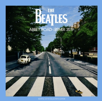 THE BEATLES - ABBEY ROAD: REMIX 2019 (1CDR)