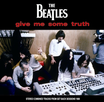 THE BEATLES - GIVE ME SOME TRUTH