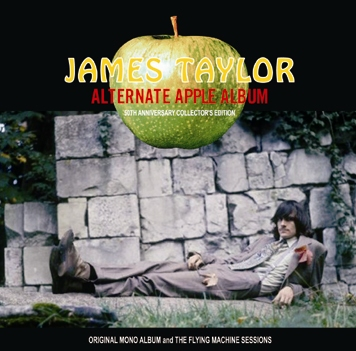 JJAMES TAYLOR - ALTERNATE APPLE ALBUM (1CDR)