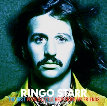 RINGO STARR - THE BEST WITH A LITTLE HELP FROM MY FRIENDS (1CDR)