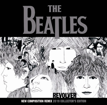 THE BEATLES - REVOLVER = NEW COMPOSITION REMIX = (1CDR)