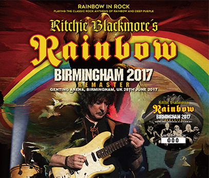 RAINBOW - BIRMINGHAM 2017: REMASTER