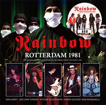 RAINBOW - ROTTERDAM 1981