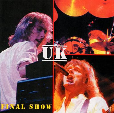 U.K. - FINAL SHOW 1979