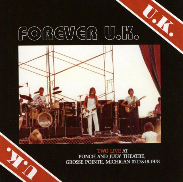 U.K. - FOREVER U.K.