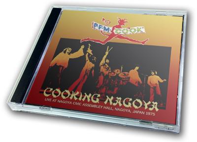 P.F.M. - COKKING NAGOYA