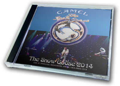 CAMEL - THE SNOW GOOSE 2014