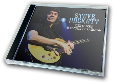 STEVE HACKETT - GENESIS REVISITED 2014