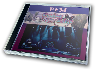 P.F.M. - CRUISE TO THE EDGE 2014