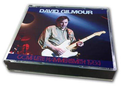 DAVID GILMOUR - COMPLETE HAMMERSMITH 1984