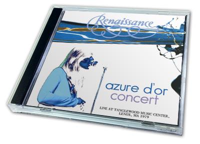 RENAISSANCE - AZURE D'OR CONCERT