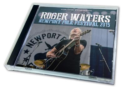 ROGER WATERS - NEWPORT FOLK FESTIVAL 2015