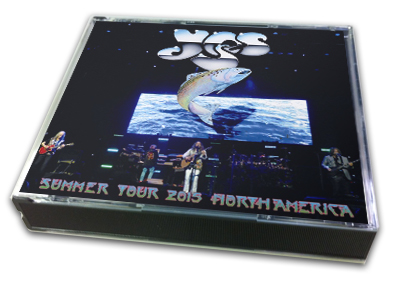 YES - SUMMER TOUR 2015 NORTH AMERICA