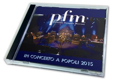 P.F.M. - IN CONCERTO A POPOLI