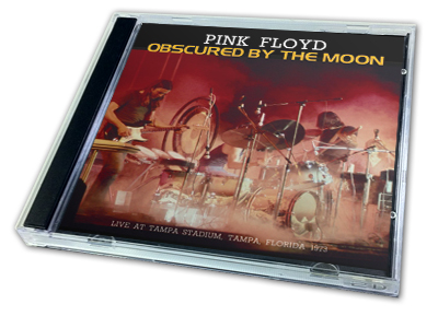 PINK FLOYD - OBSCURED BY THE MOON