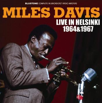 MILES DAVIS - LIVE IN HELSINKI 1964 & 1967 (2CDR)