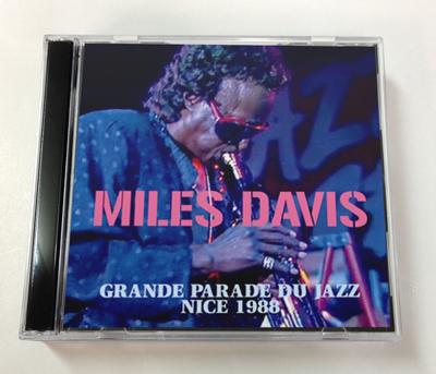 MILES DAVIS - GRANDE PARADE DU JAZZ NICE 1988