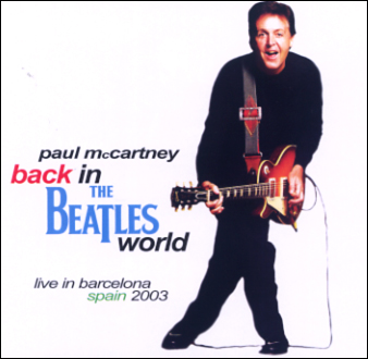 PAUL McCARTNEY - BACK IN THE BEATLES WORLD