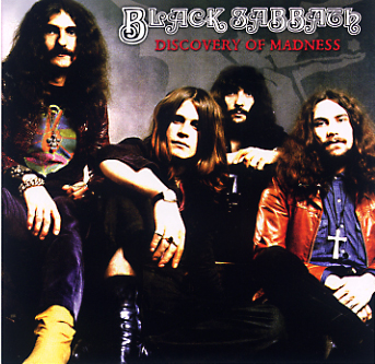 BLACK SABBATH - DISCOVERY OF MADNESS
