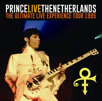 PRINCE - LIVE THE NETHERLANDS: THE ULTIMATE LIVE EXPERIENCE TO