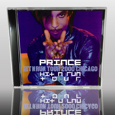 PRINCE - HIT N RUN TOUR 2000 CHICAGO