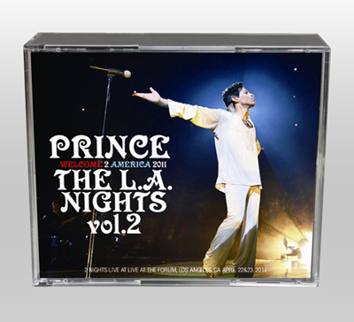 PRINCE - THE L.A. NIGHTS VOL.2