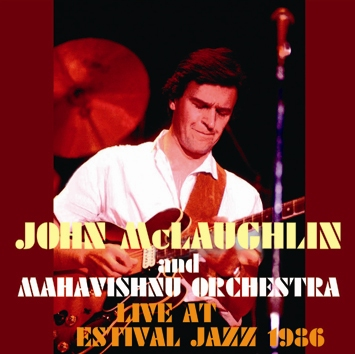 JOHN McLAUGHLIN & MAHAVISHNU ORCHESTRA