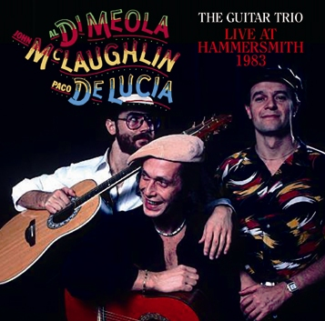 THE GUITAR TRIO - LIVE AT HAMMERSMITH 1983