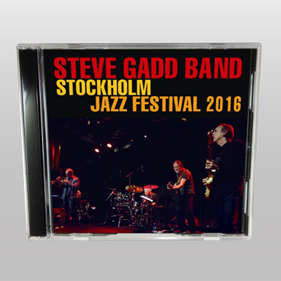 STEVE GADD BAND - STOCKHOLM JAZZ FESTIVAL 2016