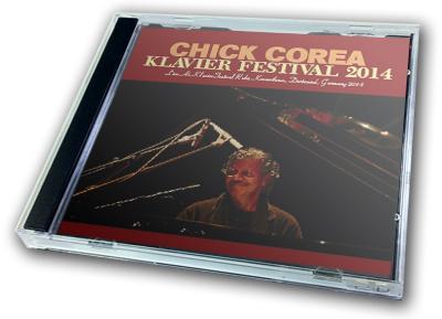 CHICK COREA - KLAVER FESTIVAL 2014