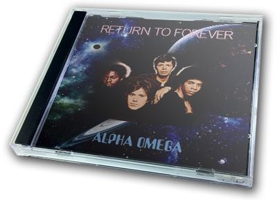 RETURN TO FOREVER - ALPHA OMEGA