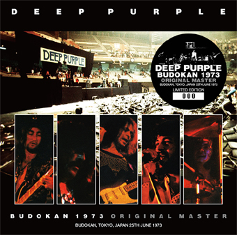 DEEP PURPLE - BUDOKAN 1973 ORIGINAL MASTER (2CD)