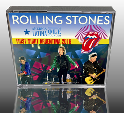 ROLLING STONES - AMERICA LATINA OLE TOUR 2016: FIRST NIGHT ARGENTINA