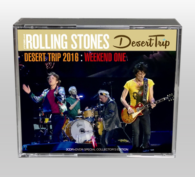 ROLLING STONES - DESERT TRIP 2016: WEEKEND ONE