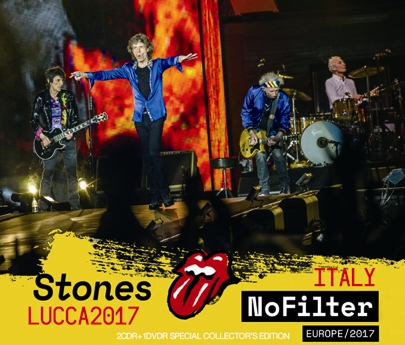 ROLLING STONES - NO FILTER TOUR - LUCCA, ITALY 2017