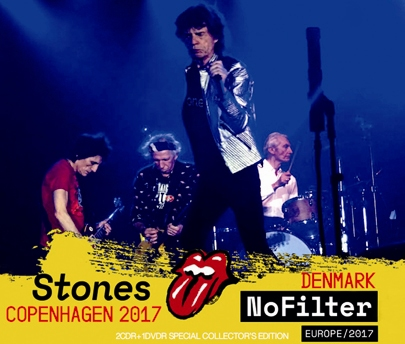 ROLLING STONES - NO FILTER TOUR: COPENHAGEN 2017