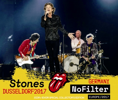 ROLLING STONES - NO FILTER TOUR: DUSSELDORF 2017