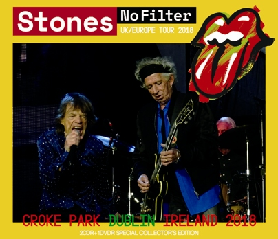 ROLLING STONES - NO FILTER TOUR: DUBLIN, IRELAND 2018