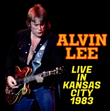 ALVIN LEE - LIVE IN KANSAS CITY 1983 (1CDR)