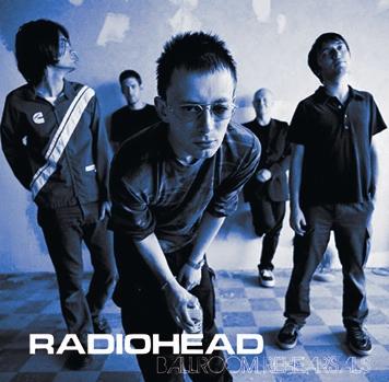 RADIOHEAD - BALLROOM REHEARSALS (1CDR)