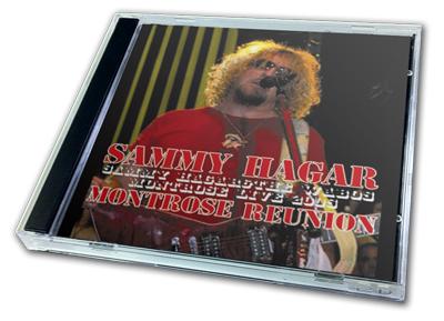 SAMMY HAGAR & THE WABOS + MONTROSE - MONTROSE REUNION