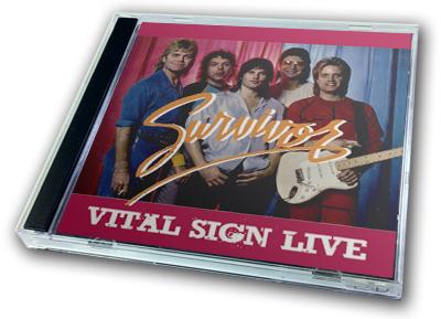 SURVIVOR - VITAL SIGN LIVE