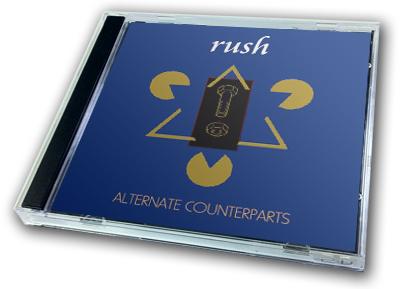 RUSH - ALTERNATE COUNTERPARTS