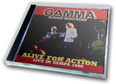 GAMMA - ALIVE FOR ACTION