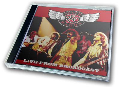 REO SPEEDWAGON - LIVE FROM BROADCAST