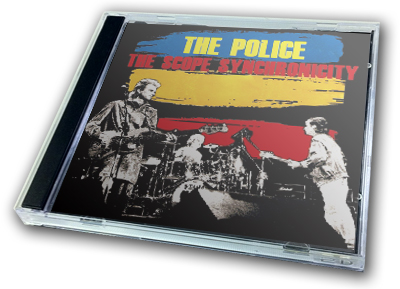 POLICE - THE SCOPE SYNCHRONICITY