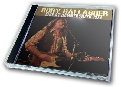 RORY GALLAGHER - LIVE AT HAMMERSMITH 1979