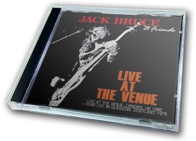 JACK BRUCE & FRIENDS - LIVE AT THE VENUE
