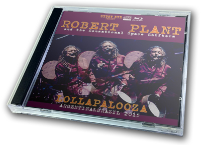 ROBERT PLANT - LOLLAPALOOZA - ARGENTINA & BRAZIL 2015