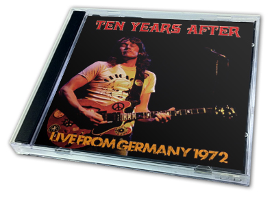 TEN YEARS AFTER - LIVE FROM GERMANY 1972